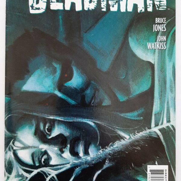 Deadman Comic 7, 4th Series, Vertigo Comics, 2007