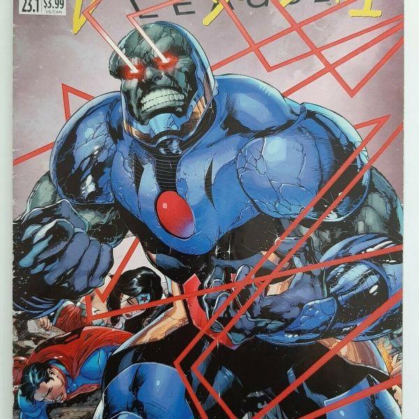 Justice League 23.1: Darkseid, DC Comics