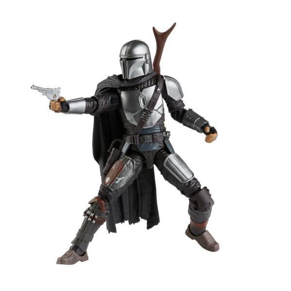 Star Wars The Black Series The Mandalorian (Beskar) 6-Inch Action Figure (Pre-Order, Ships Nov 1, 2020)