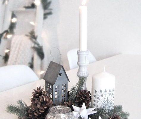 10 Elegant Winter Not Christmas Decoration Ideas