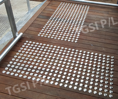 316 stainless steel tactile studs buy online