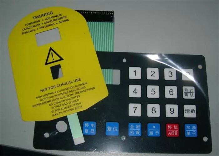 Pet Multilayer Circuit Board With 3m Adhesive Waterproof Supplier
