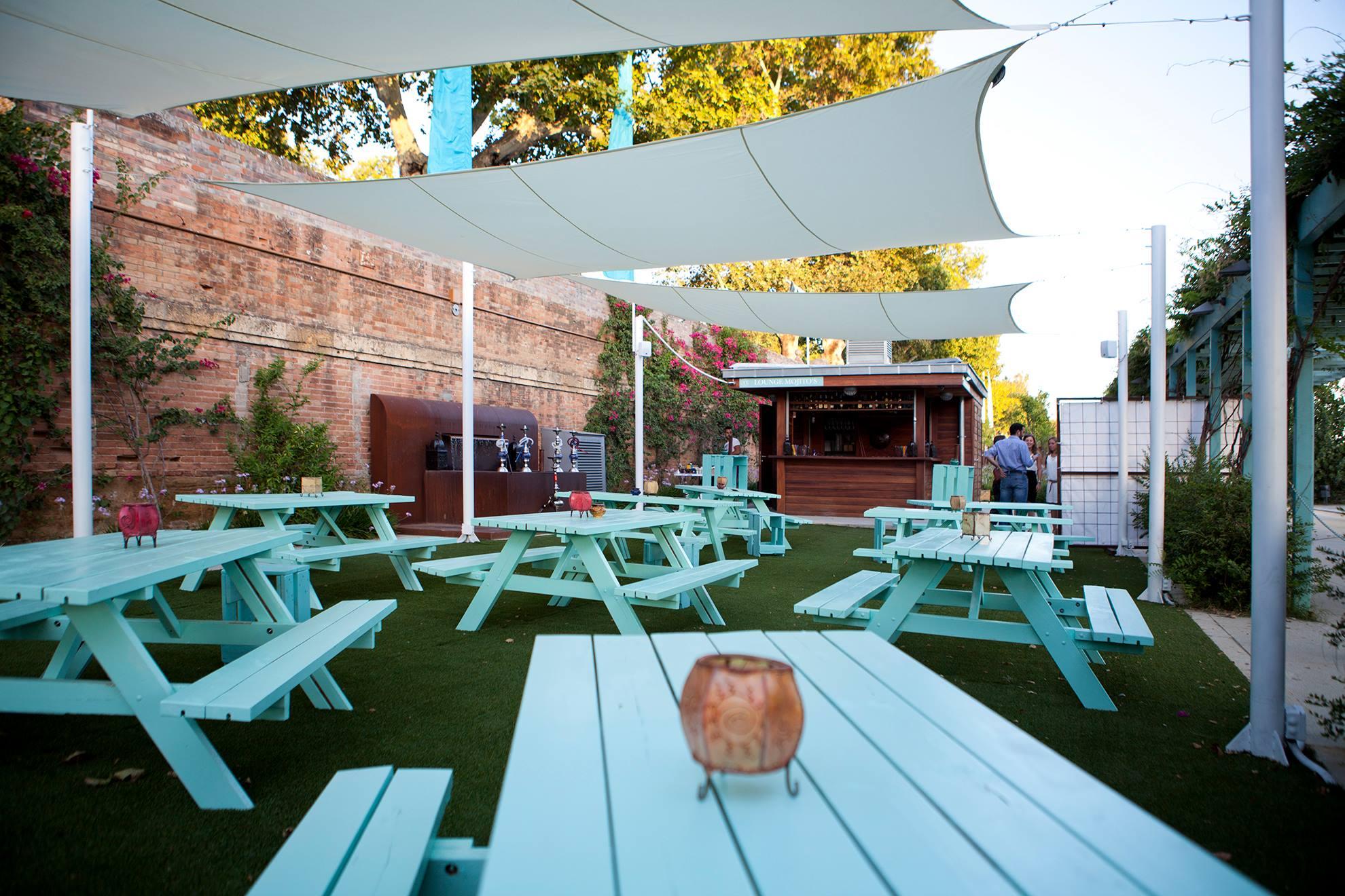Terraza New York  Lounge Mojitos en el Muelle de Nueva