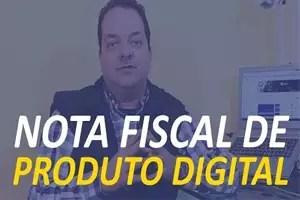 NF de Produtor Digital sobre valor liquido ou bruto