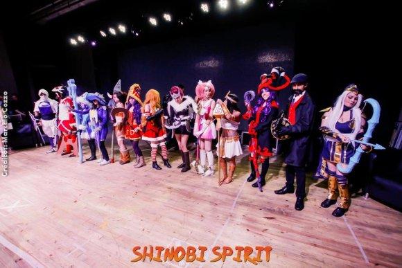 Prontos para o Shinobi Spirit 2015 2ª edição?