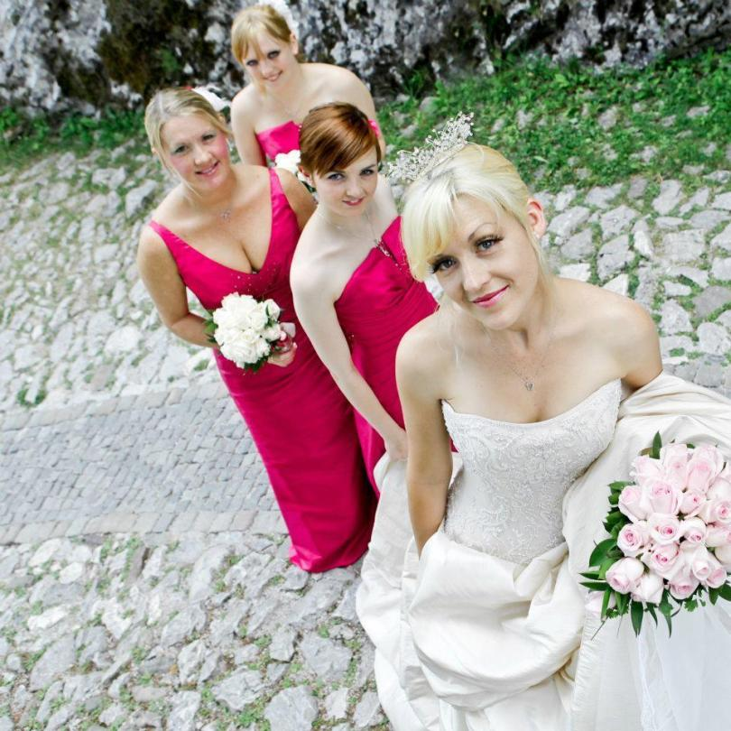 Bled, wedding,