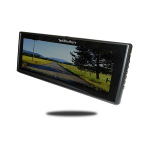 9-10.2-inch Clip On Rear view Mirror