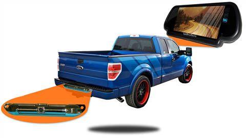 best backup camera system for pickup truck