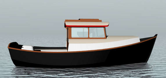 about small boat designs
