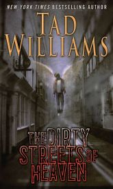 The Dirty Streets of Heaven by Tad Williams (US Jacket)