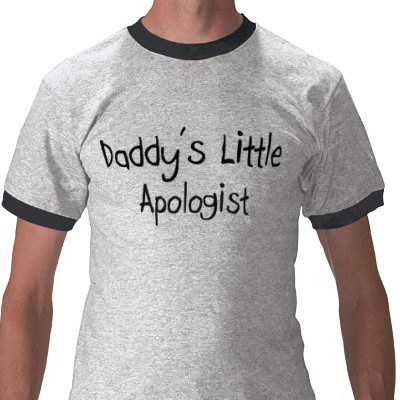You'll know my kids if you bump into them. They'll be wearing these from now on.
