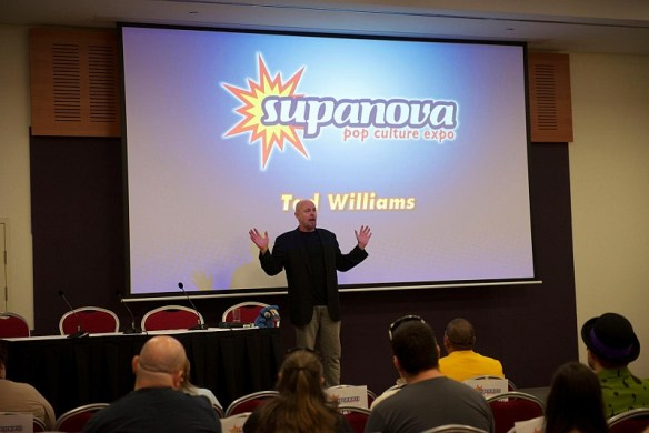 Tad Williams at Supanova