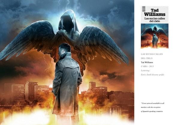 Las Sucias Calles del Cielo by Tad Williams