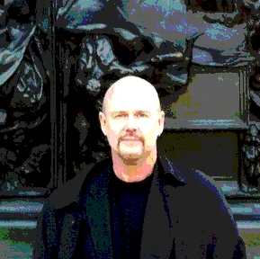 Tad Williams (Rodin's Gates of Hell, Zurich)