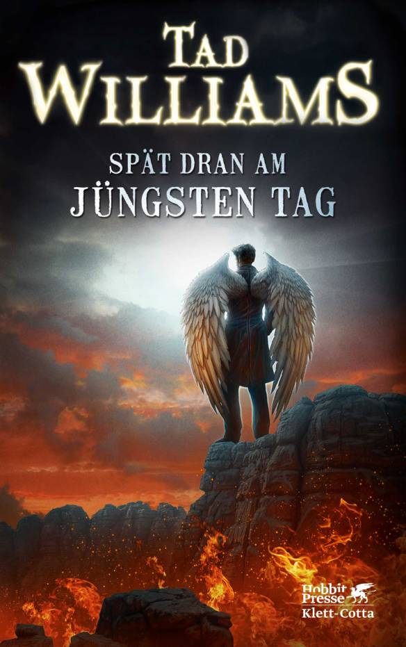 Spät dran am jüngsten Tag Cover Art by Kerem Beyit