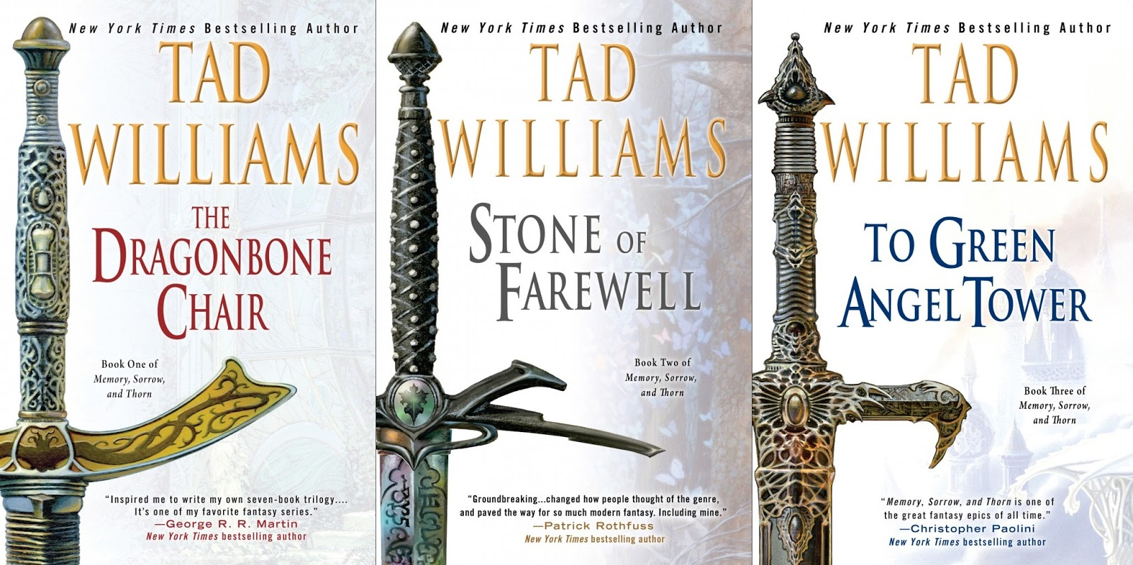 memory, sorrow and thorn and its literary legacy | tad williams
