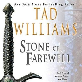 Stone of Farewell: The US audiobook cover with artwork by Michael Whelan (September 6th, 2016)