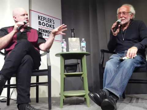 Event: Tad Williams in conversation with Peter S. Beagle
