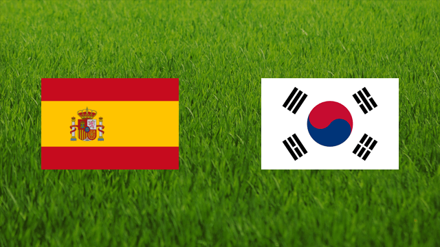 south korea vs spain