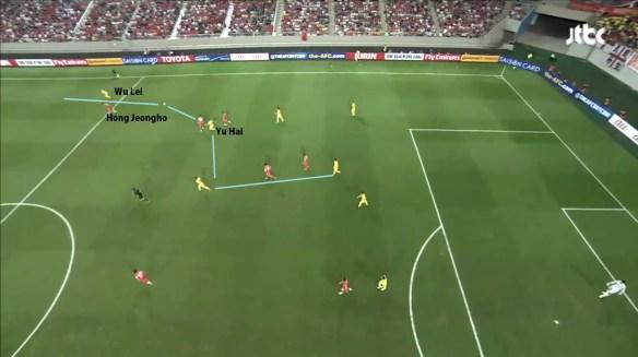 2 - China chance 2