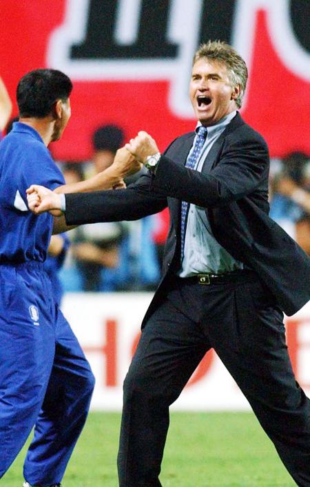 Fuck the KFA: The Guus Hiddink Saga