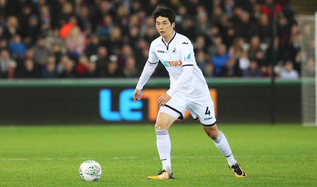 Swans v Manchester United – Ki Sung-Yueng (1)