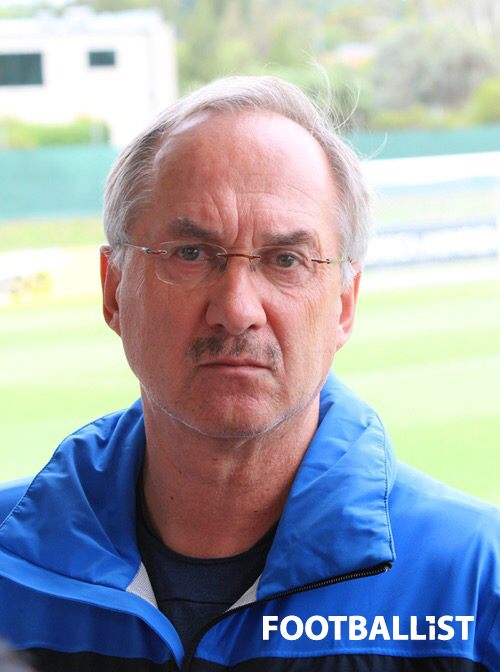 "Stielike Criticizes ""Impolite"" Shin Taeyong, ""Powerless"" KFA and ""Noisy"" Korean Public"