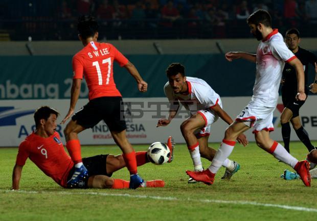 HHC Asian Games v Bahrain