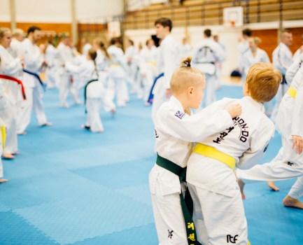 Juniorit pääsevät takaisin salille! Aikuisille päivitetty etätreenivuorot. / Juniors back to training in Mankola!