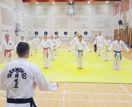 Syyslomalla harjoitukset normaalisti. Training is organized according to the normal schedule during the autumn holiday.