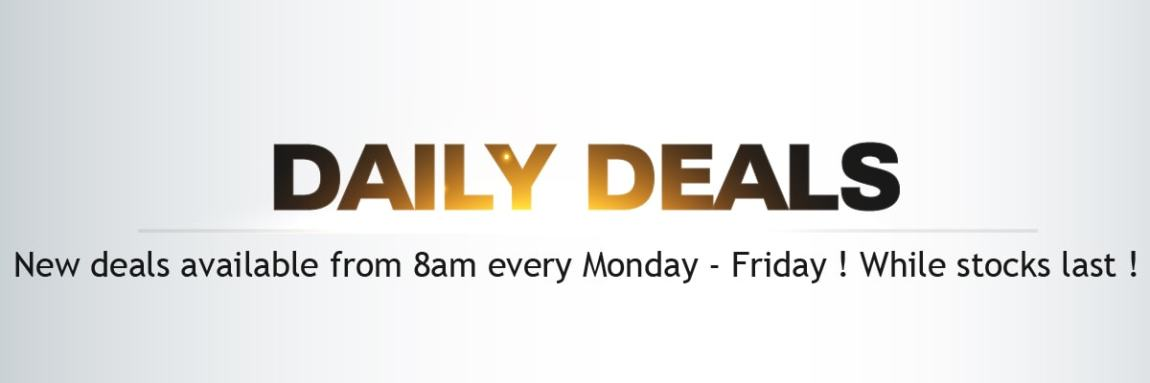 Tafelberg Daily Deals