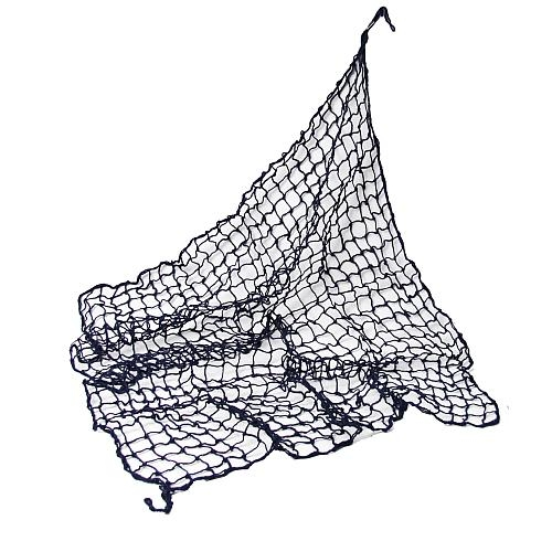 Fischernetz in Blau 100 x 100 cm  Tafeldekode
