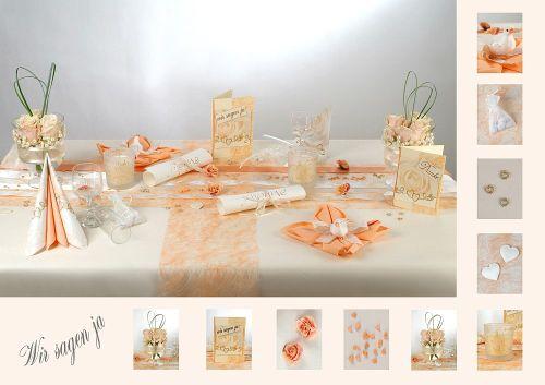 Experten fr die HochzeitsTischdekoration  Tafeldeko