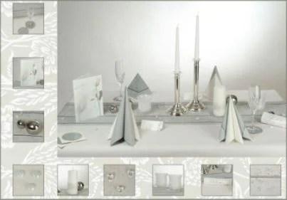 Die Tischdekoration zum 80 Geburtstag  Tafeldeko