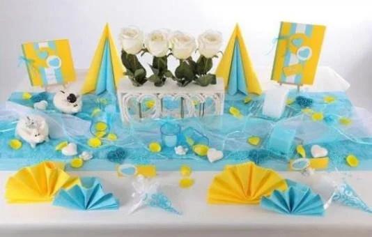 Wow  eine tolle Hochzeits Tischdeko  Tafeldeko