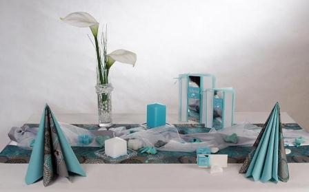 Eine originelle Tischdeko zur Hochzeit zaubern  Tafeldeko