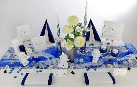 Kommunion und die Tischdeko  Tafeldeko