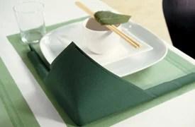 Anleitung fr eine japanische Tischdekoration  Tafeldeko