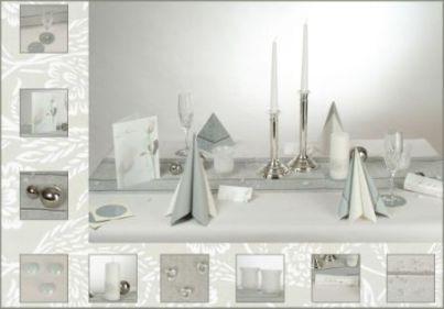 Tischdekoration fr den 60 Geburtstag  Tafeldeko