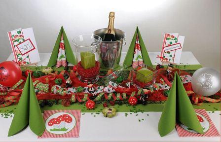 Geniale Tischdeko fr Silvester  Partystimmung pur
