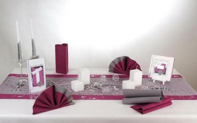 Besonderes Fest  besondere Tischdeko  Tafeldeko