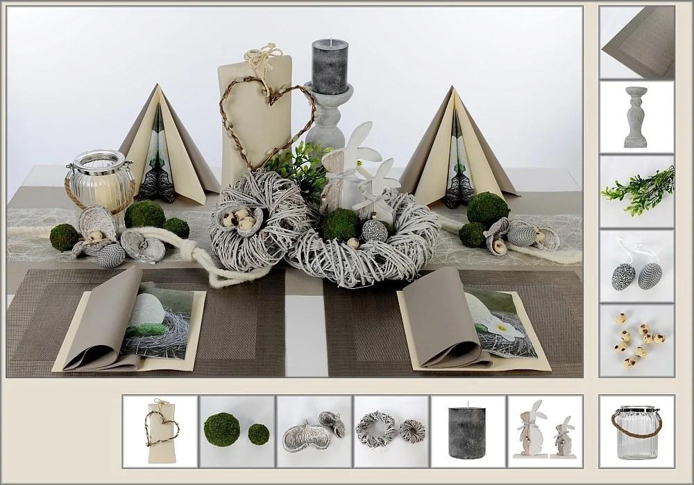 Auergewhnliche Tischdeko  Tafeldeko