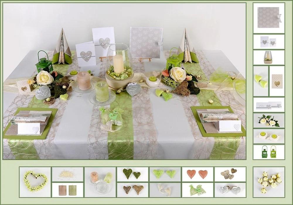 Hochzeit Tischdeko  Ideen und Neuheiten  Tafeldeko