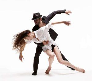 أنواع الرقص الغربي