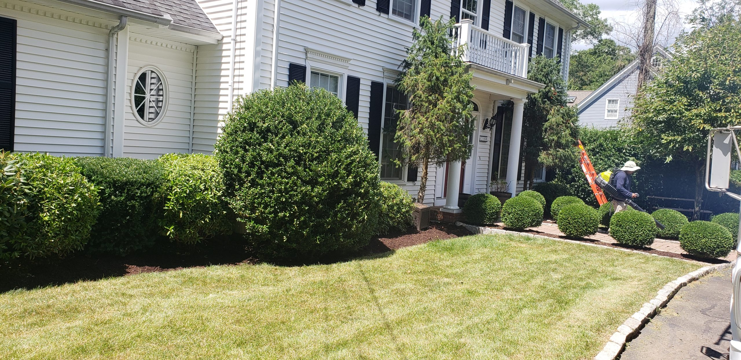 New Canaan Connecticut Pressure Washing