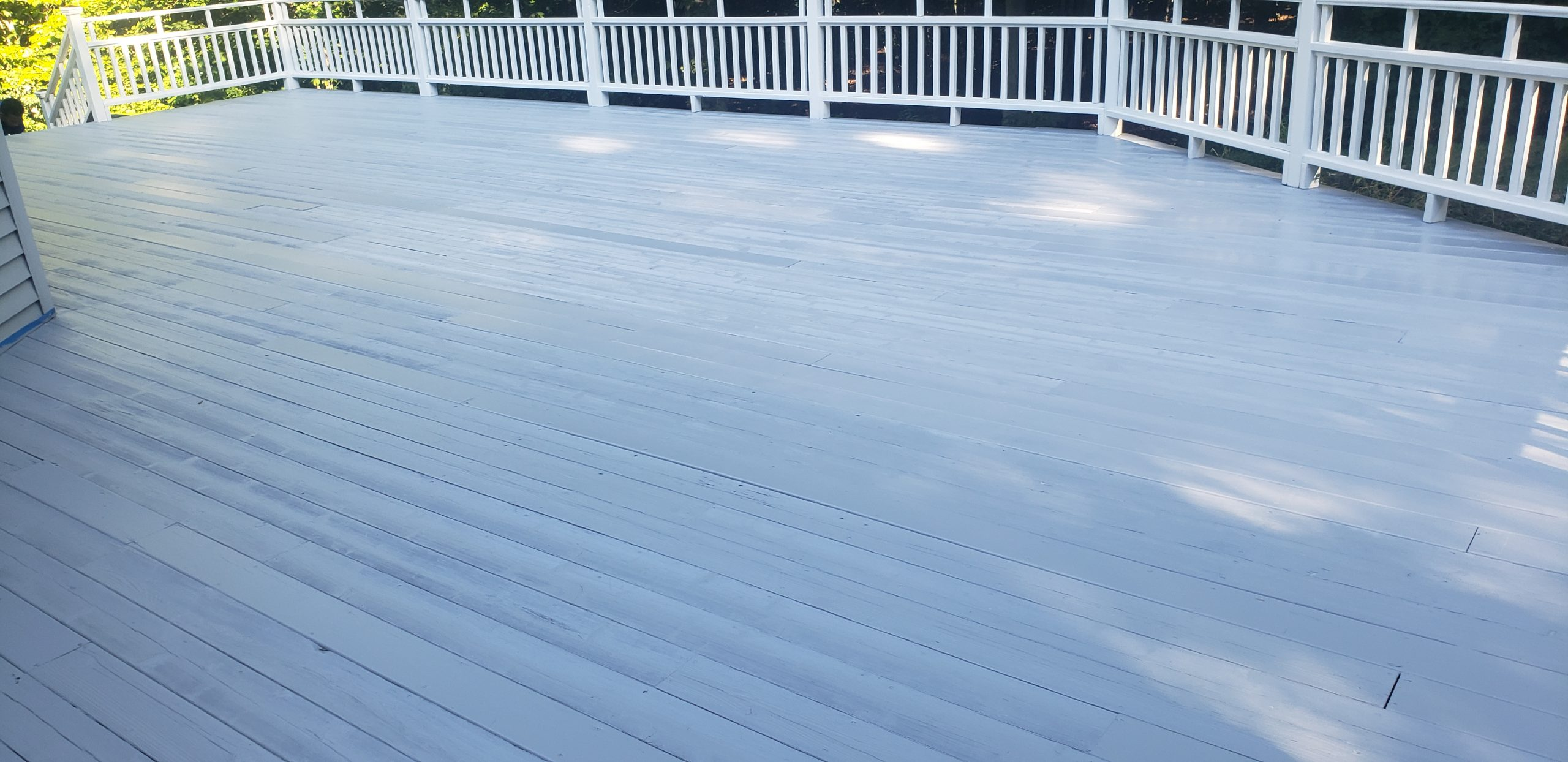 Shelton Connecticut pressure washing and Deck Restoration