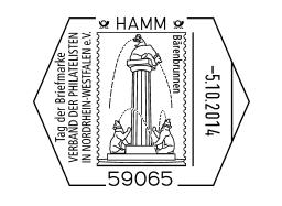 Tag der Briefmarke 2014