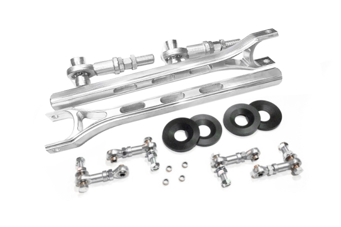 10 Pcs Sport Version Rear Suspension Upgrade Set for BMW