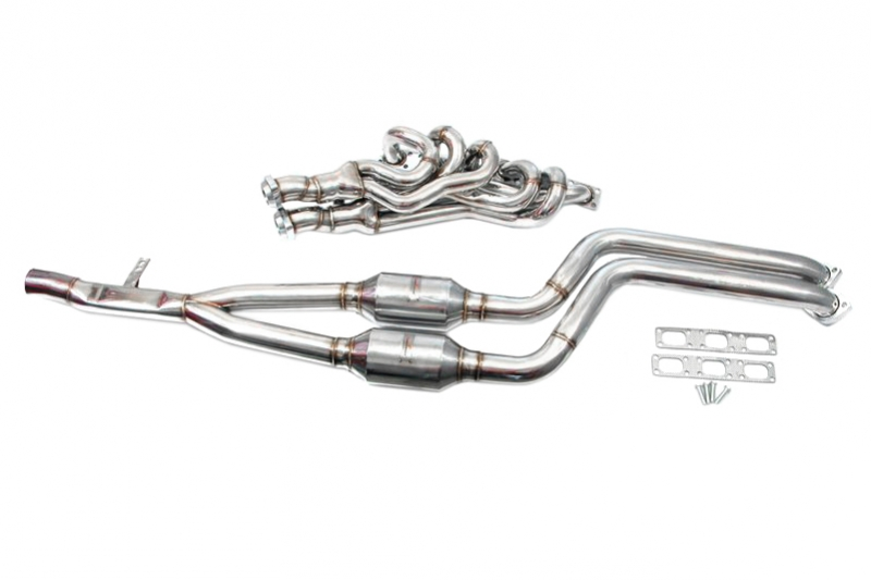 SDM Type1 High Performance EXHAUST System Include 400 Cell