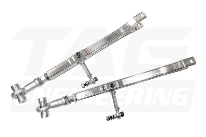 High Performance Adjustable Rear Upper Control Arm With